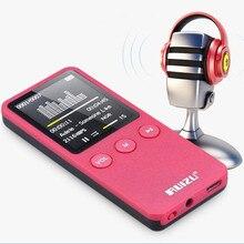 RUIZU-XO8 200 Horas 8 GB Deporte Reproductor de Música MP3 de Alta Calidad Sin Pérdidas Flac Ape 8G Pantalla de 1.8 pulgadas U SB Flash Auricular
