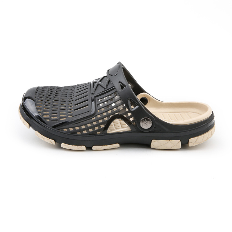 2019 New Men Sandals Summer Flip Flops Slippers Men Outdoor Beach Casual Shoes Cheap Male Sandals Water Shoes Sandalia Masculina 1