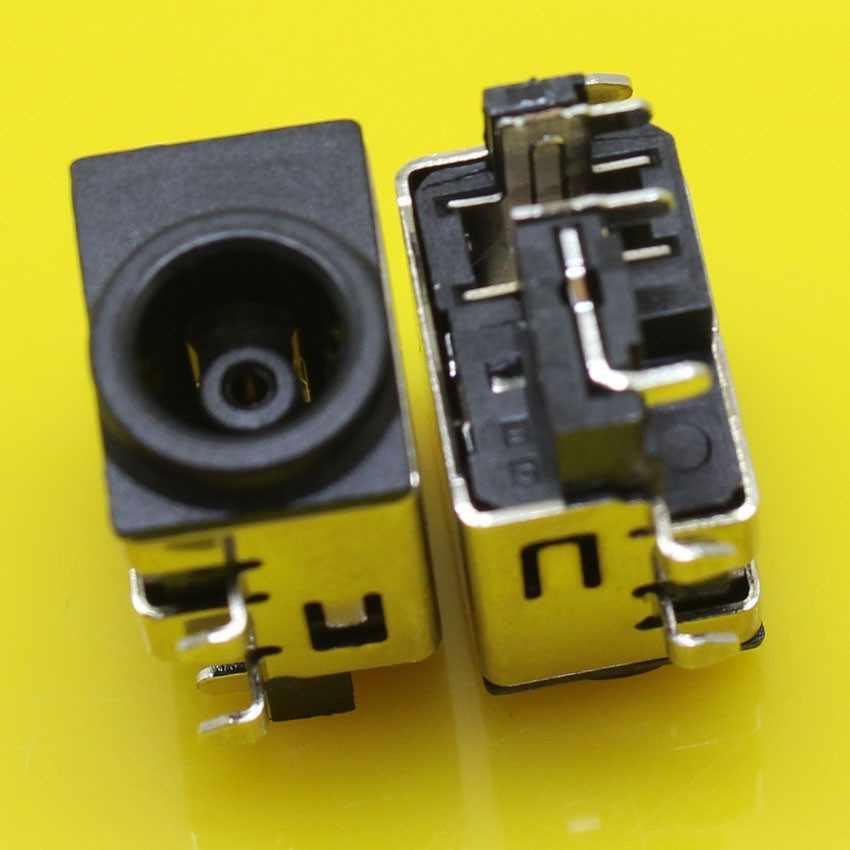 DC Güç Jack samsung için konektör N140 N148 N150 NB30 N128 N14 N210 N220 N230 QX410 QX510 RF510 R530 N150 R480 r580 R780