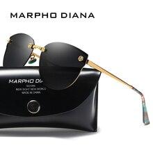 Лето 2017 г. высокое качество Женская Мода кошачий глаз Дизайн защита глаз UV400 Солнцезащитные очки для женщин