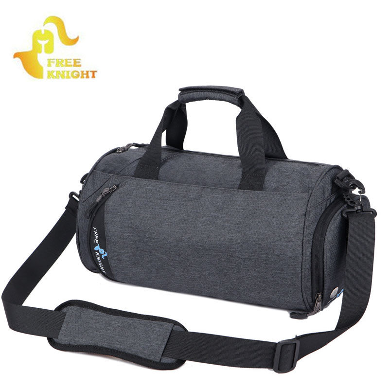 Men Gym Bags For Training Waterproof Basketball Fitness Women Outdoor Sports Yoga Bag With independent Shoes Storage XA214WA ...