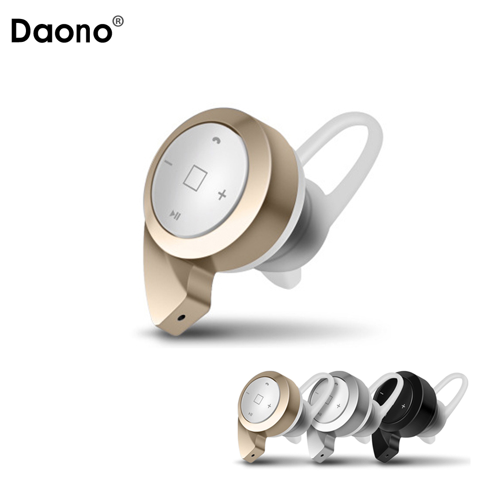 New stereo bluetooth earphone headphone mini V4.0 wireless bluetooth headset universal for IPhone Samsung Xiaomi Smart Phone stereo music bluetooth earphone headset 4 1 earhook headphone mini wireless handfree universal for samsung iphone htc xiaomi