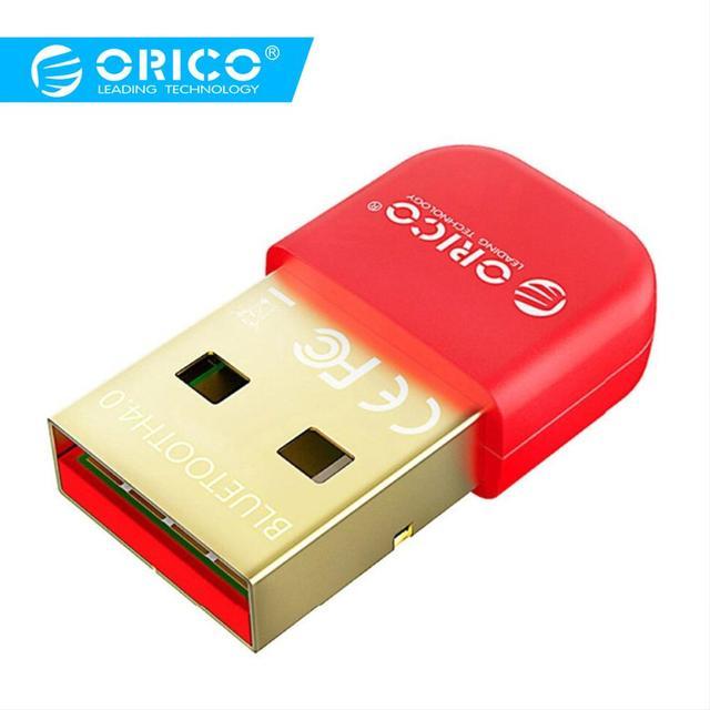 ORICO Mini USB Không Dây Bluetooth 4.0 dành cho Máy TÍNH Xách Tay MÁY TÍNH Thiết Bị Phát Bluetooth Dongle Adapter Âm Nhạc Âm Thanh Thu