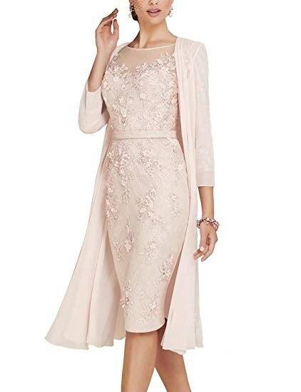 Summer Autumn Dress Women 19 Casual Plus Size Slim Office Bodycon Dresses Sexy Elegant Hollow Out Lace Party Dress Cloak Set 7