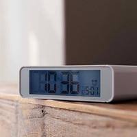 Electronic Alarm Clock Quiet Bed Head Luminous Student Creative Fashion Children Bedroom Table Lazy Bells