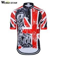 c0d8b16a3 Pro Team Men UK Cycling Jersey Short Sleeve Racing Sport Bike Wear Clothes  Cycling Clothing mtb