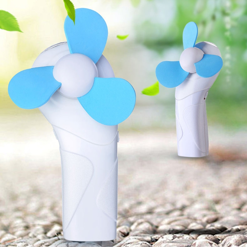 Free_on Mini Air Conditioner Fan Portable USB Cooler Cooling Handheld With FlashlightFree_on Mini Air Conditioner Fan Portable USB Cooler Cooling Handheld With Flashlight