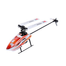 BNF Blast K110-B 6CH 3D 6G System RC Helicopter Brushless Motor RC Helicopter No Transmitter