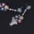Alta Qualidade Famosa Marca de Jóias de Luxo Multicolor Zircon Flores na Cesta Longos Brincos Pendurados para As Mulheres