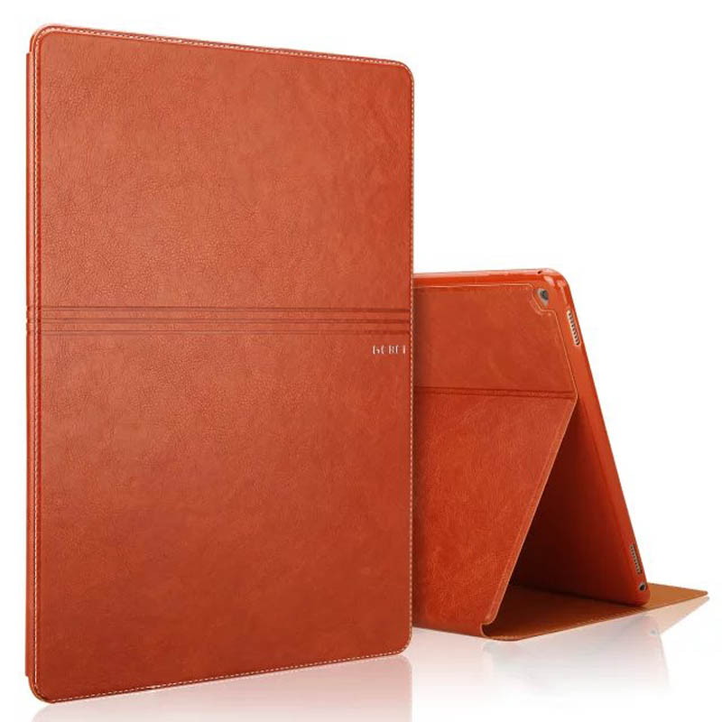 New!Elegant Brand Luxury Business Shockproof Flip Wallet Stand Leather Case Smart Cover For ipad pro 12.9 Retina Shell+pen+milm luxury noble business shockproof flip stand cover vintage pu leather case for ipad air ipad 5 smart shell sleep