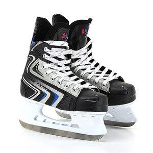 Японские хоккейные коньки Phantom для взрослых и детей, профессиональные коньки для катания на коньках, нож для хоккея, обувь для настоящих кон...
