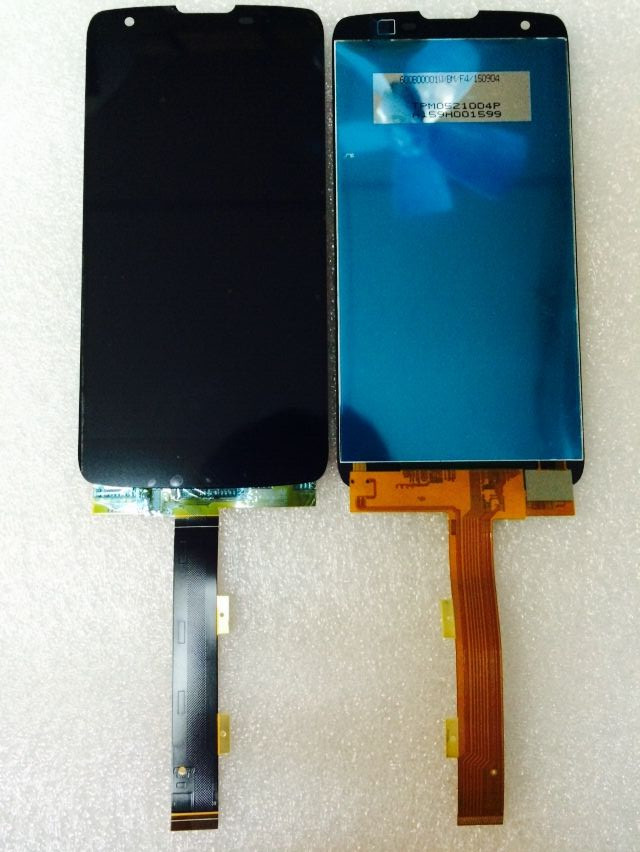 LCD Display + Touch Screen Digitizer Glass Panel For innos D6000