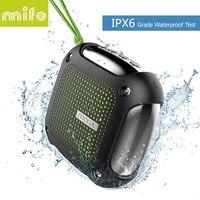 MIFO H3 Outdoor Speaker Waterproof IPX6 Mini Bluetooth 4 1 Wireless TF Micro SD Card Speakers