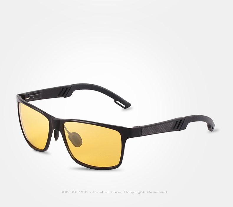 2017 New KINGSEVEN Polarized Sunglasses Men Brand Designer Male Vintage Sun Glasses Eyewear gafas oculos de sol masculino N7180 14