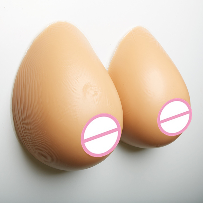 Brown Fake Boobs 1600g/pair Crossdresser Silicone Breast Forms Prosthesis Artificial Breast Silicone False Breasts 1pair a cup 500g false breast artificial breasts silicone breast forms fake boobs realistic silicone breast forms crossdresser