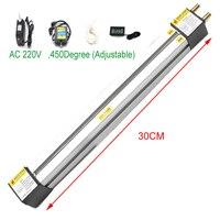 30cm Manual Hot Bending Heater, Hot Acrylic bending machine,Desktop PVC Bending Tool,Perspex,ABS,PET heating bender