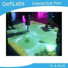 Интерактивная система проекции пола DefiLabs 130 effecs