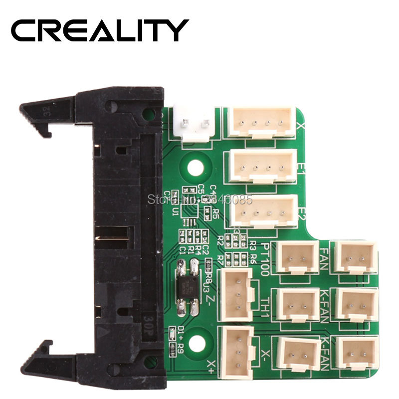 CREALITY 3D Ribbon Cable Breakout Adapter For CR-10S Pro And CR-X 3D PrinterCREALITY 3D Ribbon Cable Breakout Adapter For CR-10S Pro And CR-X 3D Printer