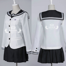 Prince de zancada sakurai nana cosplay lolita uniforme escolar estilo preppy japón anime jk