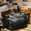Tidog Shoulder Bag Handbag Satchel Bag Korean tide men's leisure casual bag