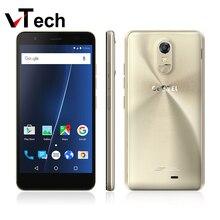 Оригинал Geotel Примечание 3 ГБ RAM 16 ГБ ROM Новый Мобильный Телефон MTK6737 Quad Core 5.5 «HD 3200 мАч 8MP + 13MP Камера 4 Г FDD-LTE Смартфон