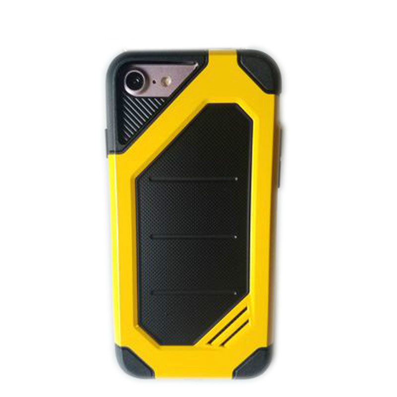 Defense Shield Military Dual Layer Heavy Duty Shockproof Armor Case for iPhone 5S 6 6S 7 8 Plus Capa Funda Coque for Samsung S8