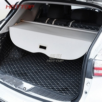 Car Rear Trunk Curtain Cover Auto Trunk Storage Curtain FIT for Murano 2016 2017 2018 Car Accessories