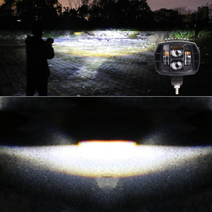 Image 5 - 2Pcs 5 inch 35W Led Work Light High Low Beam 12V 4x4 Offroad Boat Truck SUV ATV Motorcycle Headlight For Jeep 24V Driving Lights