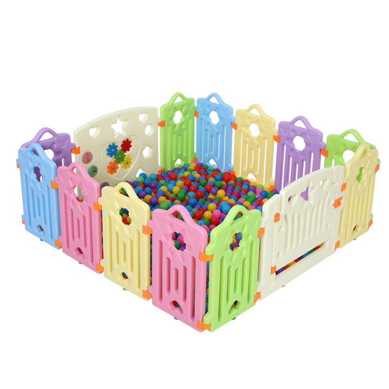 Online Get Cheap Plastic Play Yard Aliexpress Com