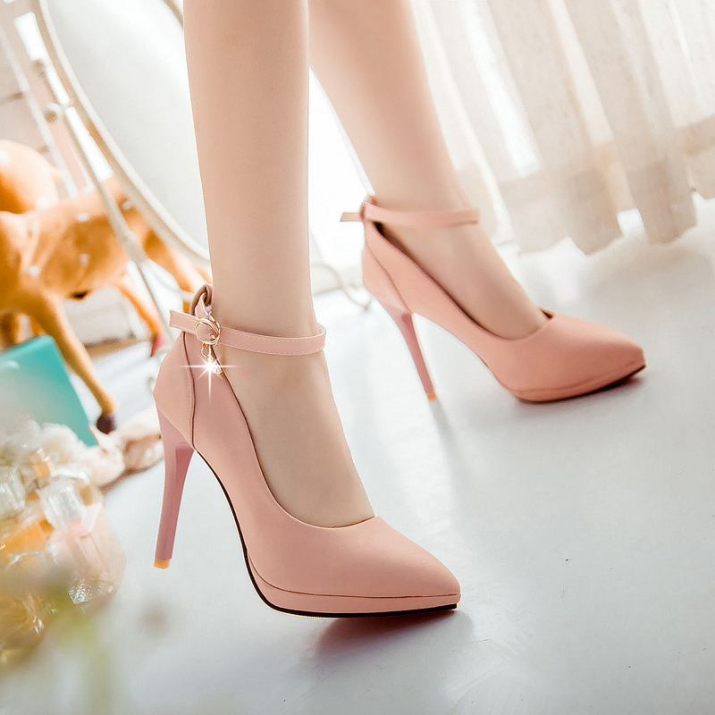 Womens Pink Dress Shoes Promotion-Shop for Promotional Womens Pink ...