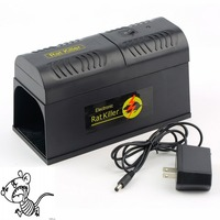 Electric Mouse Rat Trap Mouse Killer Electronic Rodent Mouse Zapper Electrocute Mana Kiore Home Use High Voltage
