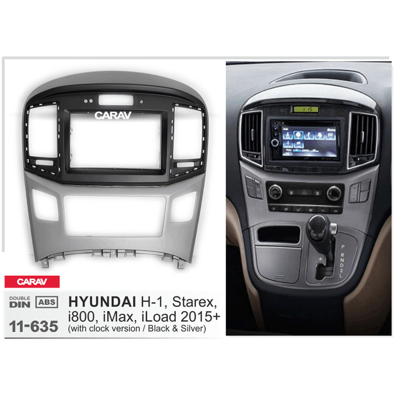 Hyundai I800 Price: CARAV 11 635 Top Quality Radio Fascia For HYUNDAI H 1