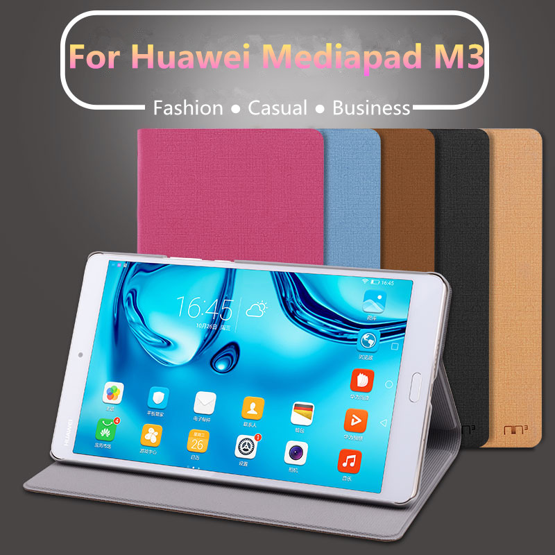 Megoo Case Cover Sleeve For Huawei Mediapad M3 8.4 Ultra Slim/Lightweight Folio Stand Case For Huawei Mediapad M3 8.4inch new fashion pattern ultra slim lightweight luxury folio stand leather case cover for huawei mediapad t2 pro 10 0 fdr a01w a03l