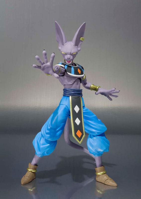 Dragon Ball Super Action Figure – Birus / Beerus