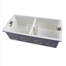 172 X 86mm Wall Plate Box back plate box(China)