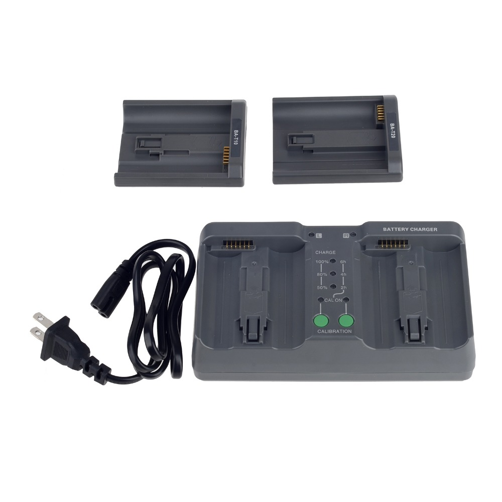 Dual Battery Wall Charger Slot MH-26 For Canon 1D III Nikon D4 D3 EN-EL18/EL4/EL4a LP-E4/E4N portable dual slot battery charger for