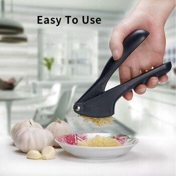 Ménage multifonctionnel ail presse manuel broyeur cuisine outil Micer Cutter longue poignée Gadgets conception ergonomique facile à nettoyer