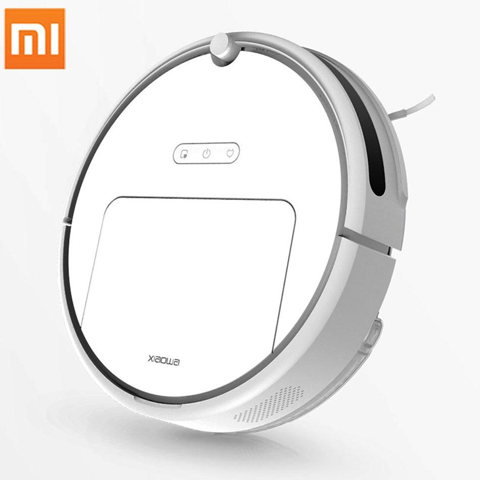 Nouveau Xiaomi 3 Robot Aspirateur Xiaowa Planification Édition Vide Cleaner avec Essuyage Balayage Roborock Mijia APP Contrôle E20