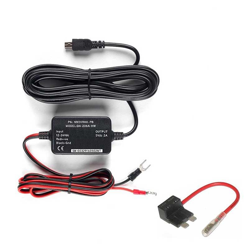 Auto Dash Cam Camera Hardwire Set Voor Nextbase 112 212 312 402g 412 512 512gw