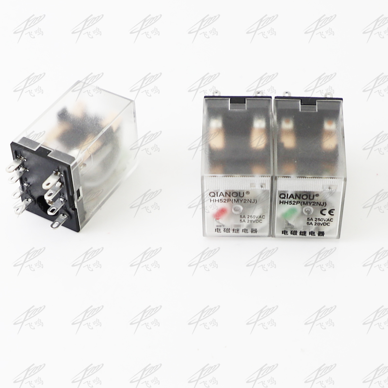 Free Shipping MY2P HH52P MY2NJ Relay Coil General DPDT Micro Mini Electromagnetic Relay Switch with LED AC 110V 220V DC 12V 24V free shipping my2p hh52p my2nj relay coil general dpdt micro mini electromagnetic relay switch with led ac 110v 220v dc 12v 24v