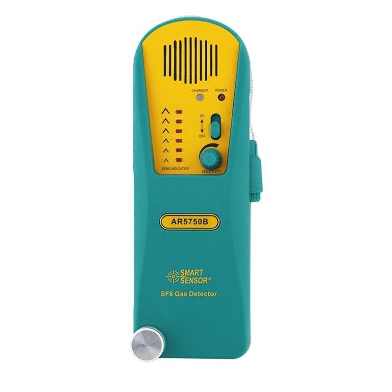 Digital Halogen Gas Detector Alarm SF6 Refrigerant Gas Leak Detector Freon Gas Analyzer Professional six, sulfur hexafluoride