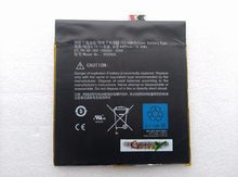 "3555A2L Battery for Amazon Kindle Fire 7"" QP01 D01400 DR-A013 E3GU111L2002(China)"