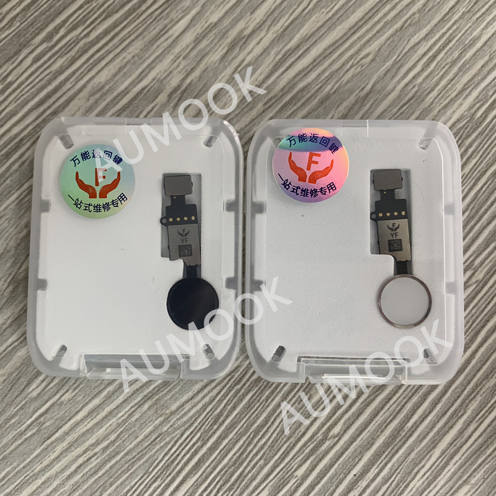 Image 5 - YF NEW Universal Home Button For iPhone 7 7 plus 8 8 plus Button flex cable Restore ordinary Button Replacement return functions-in Mobile Phone Flex Cables from Cellphones & Telecommunications on