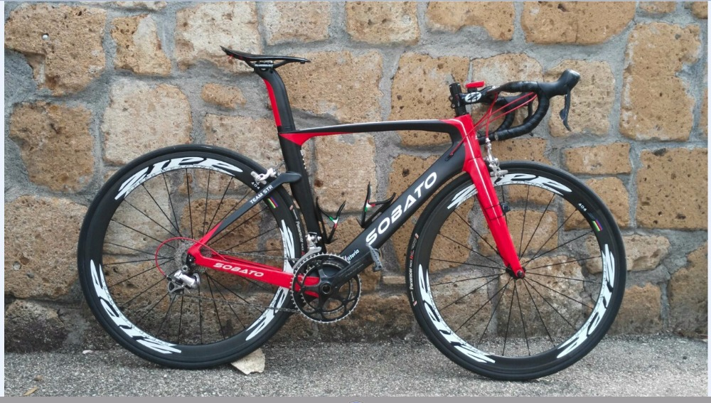 aero carbon road tt bike frameset 550mm l size carbon fiber road bike frame fork