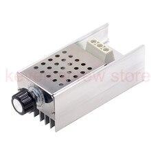 Công Suất Cao 10000 W SCR BTA10 Điện Tử Bộ Điều Chỉnh Điện Áp Điều Khiển Tốc Độ Điện Tử Đèn Mờ