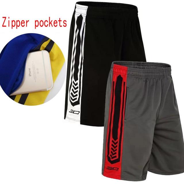 Sport Gym Basketball Baggy Male Short Loose Running Men S Shorts