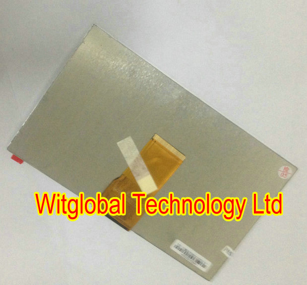 LCD Display Matrix For 7 K070-B1T50F-FPC-F Tablet 1024*600 163*97mm Inner LCD Screen panel Glass Replacement Free Shipping interior lcd display glass panel screen fpc lx57hx010n a for china clone mtk android phone n9000 n9002 n9006