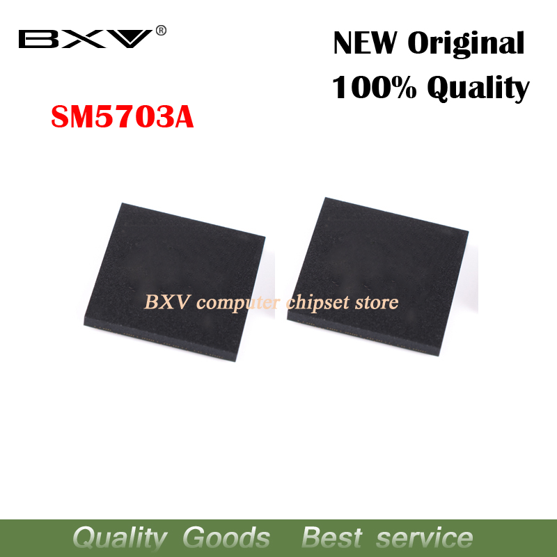 2pcs ~ 10pcs SM5703A SM5703 IC para A8 A8000 J500F carregamento de carregamento USB carregador IC original novo laptop chip de frete grátis
