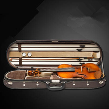 Shipping Free custom signature high quality Violin Imported Wooden Handmade Violin Adult Beginner Professional Grading fiddle