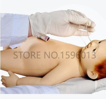 FT13 Infant Nursing manikin 2